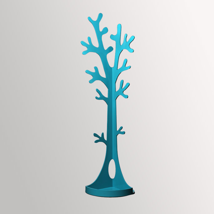 Clothing aluminum tree